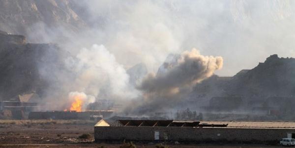 بمباران دیوانه وار یمن در پی پیشروی ارتش و کمیته های مردمی